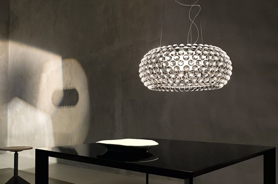 Caboche hanglamp met halogeen of LED Foscarini